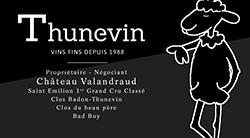 logo THUNEVIN salons - nos-vins-rouges