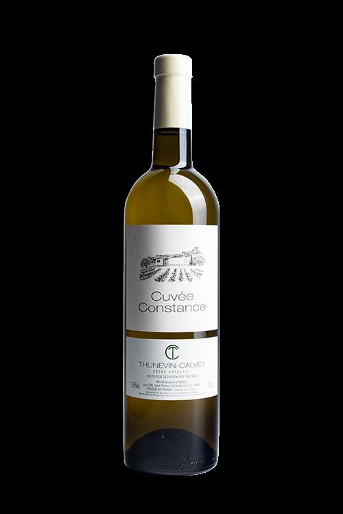 thunevin calvet domaine viticole et cave a vin Cuvee CONSTANCE BLANC 1 500x750