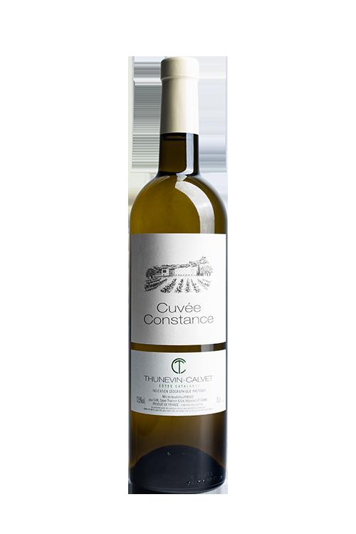 thunevin calvet domaine viticole et cave a vin Cuvee CONSTANCE BLANC 1