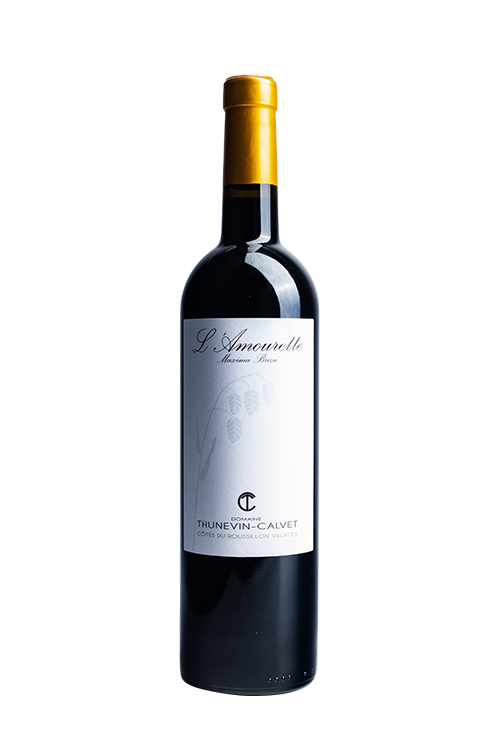 thunevin calvet domaine viticole et cave a vin cuvee L AMOURETTE ROUGE 2015 500x750