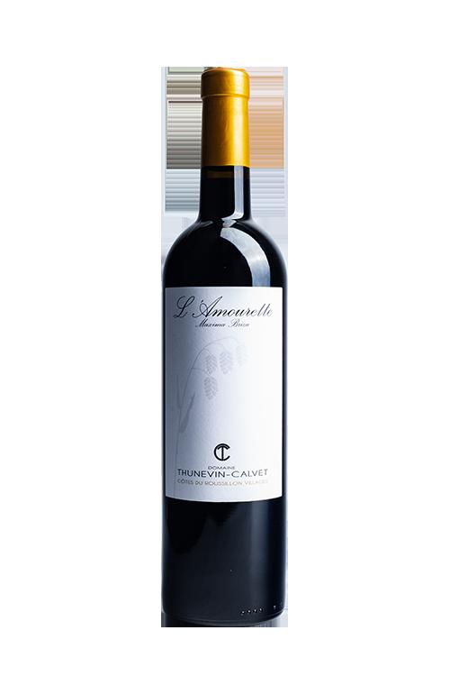 thunevin calvet domaine viticole et cave a vin cuvee L AMOURETTE ROUGE 2015