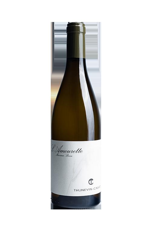 thunevin calvet domaine viticole et cave a vin cuvee L AMOURETTE blanc 2015 1