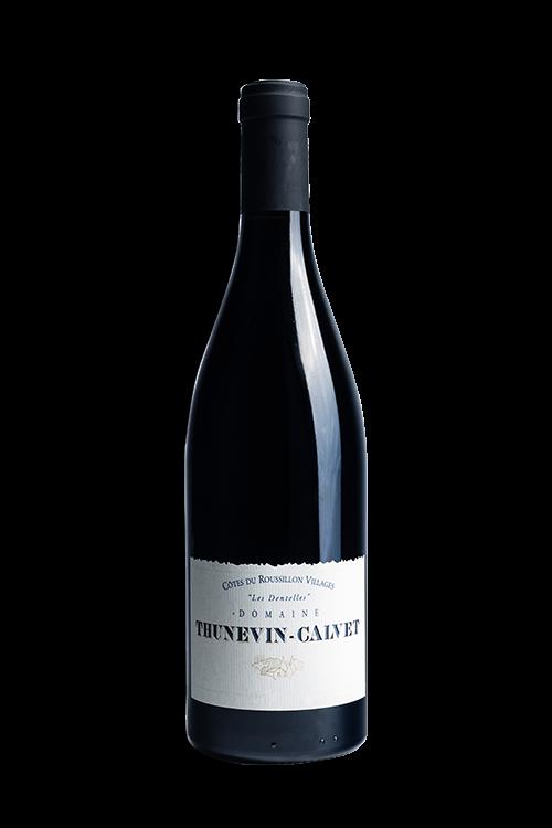 thunevin calvet domaine viticole et cave a vin cuvee LES DENTELLES ROUGE 2015 500x750