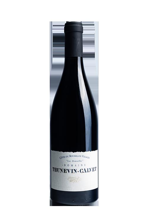 thunevin calvet domaine viticole et cave a vin cuvee LES DENTELLES ROUGE 2015