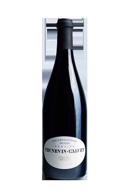 thunevin calvet domaine viticole et cave a vin cuvee hugo 2016 - nos-vins-rouges