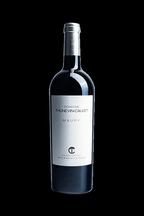 thunevin calvet domaine viticole et cave a vin cuvee maury 2014 500x750