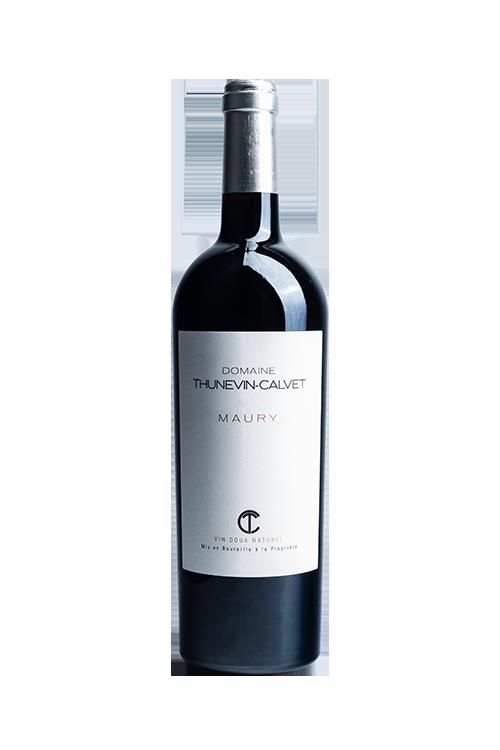 thunevin calvet domaine viticole et cave a vin cuvee maury 2014
