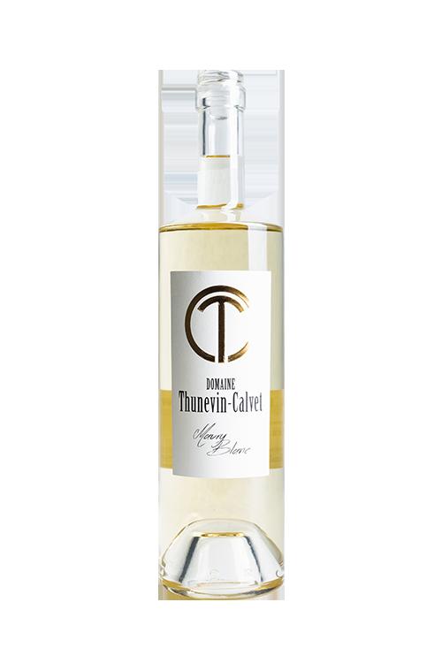 thunevin calvet domaine viticole et cave a vin cuvee maury BLANC 2017