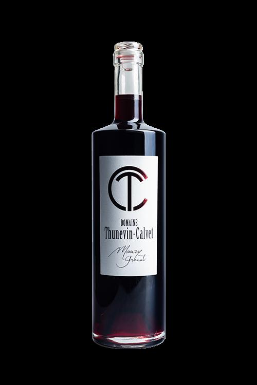 thunevin calvet domaine viticole et cave a vin cuvee maury GRENAT 2016 500x750