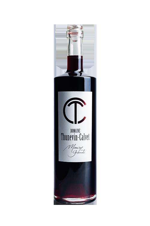 thunevin calvet domaine viticole et cave a vin cuvee maury GRENAT 2016 - nos-vins-doux