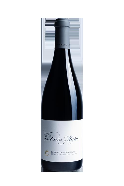 thunevin calvet domaine viticole et cave a vin cuvee trois marie 1 - nos-vins-rouges